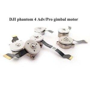 Image 2 - Pièces de réparation de moteur de cardan fantôme dorigine rouleau de caméra de cardan/pas/support de moteur de lacet pour accessoires DJI Phantom 4 AdvPro Advance