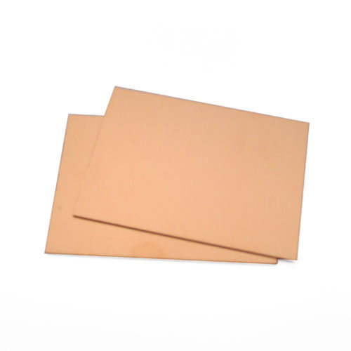 One Side Single Side Copper Clad Plate Laminate Universal PCB Circuit Board 10X15cm 1.4mm