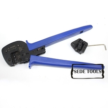 A-2546B Solar Cable Crimping Tool for MC4 Connector --Steel Cable Panel PV Cables 2.5mm2 /4mm2 / 6mm2(China)