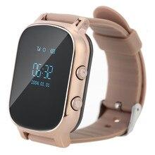 JQAIQ Smart gps WI-FI трекер локатор анти-потерянный часы для детей старшего ребенка Студент Smartwatch с SOS Remote Monitor