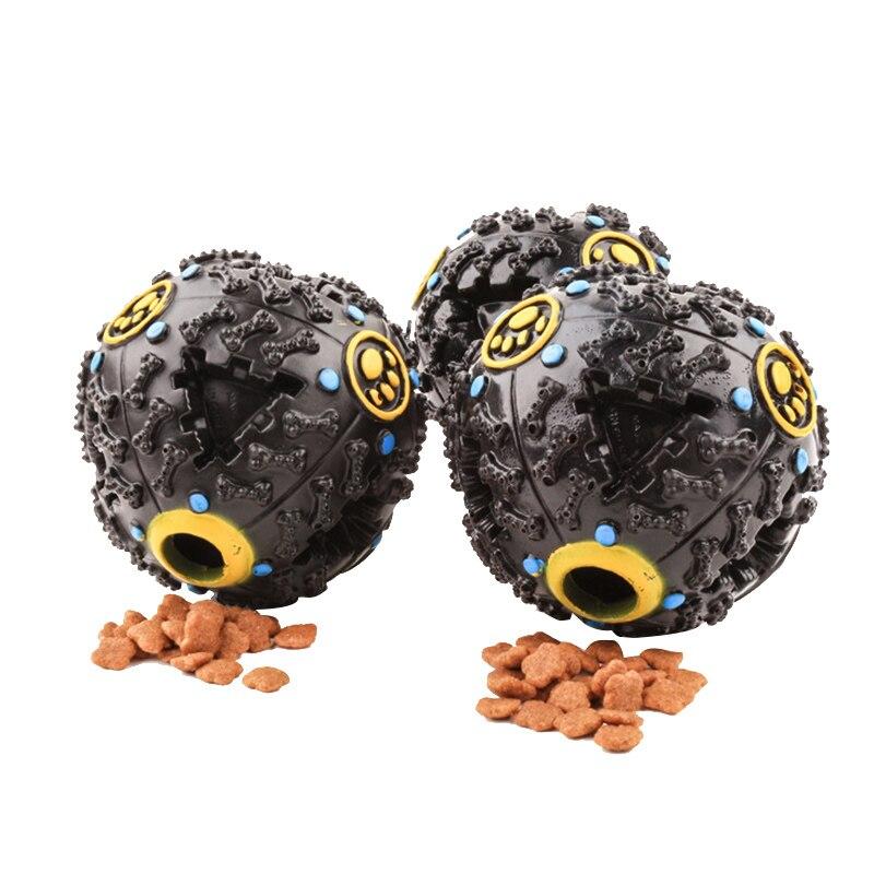 Animal Pet Toys Pet Monogatari Sound Leakage Food Ball Free Shiping Funny Dog Cat