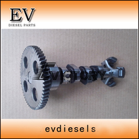 Genuine type S4L S4L2 fuel injection pump drive camshaft for air compressor or genset