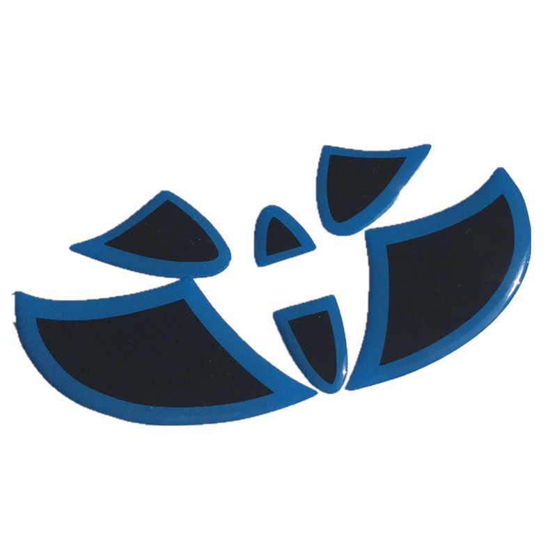 Voiture style volant avant arrière emblème insigne queue Logo autocollant autocollant pour Toyota Highland Camry Corolla RAV4 Alphard Prius