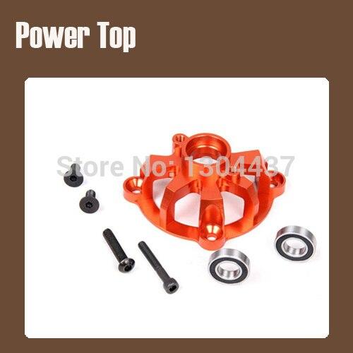 CNC metal clutch bell mount fit 26cc 29cc 30.5cc engine parts for 1/5 baja 5b 5t 5sc rc cars