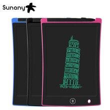 Sunany планшет для рисования 8,5 «ЖК-планшет для письма, электроника, графический планшет, блокнот для рисования, ультратонкие Портативные подарки для рукописного письма