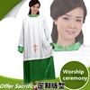 La Fede Roman Catholic Church Sacrifice Gown Robe Vintage ROBES Church Choir Robe Gown Chiesa Cattolica