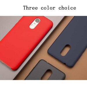 Image 5 - Original Hard PC Smooth Shell Xiaomi Redmi 5 Plus 5Plus 5.99 inch Case Cover Protection Skin Funda Coque Capa Mobile Phone Cases