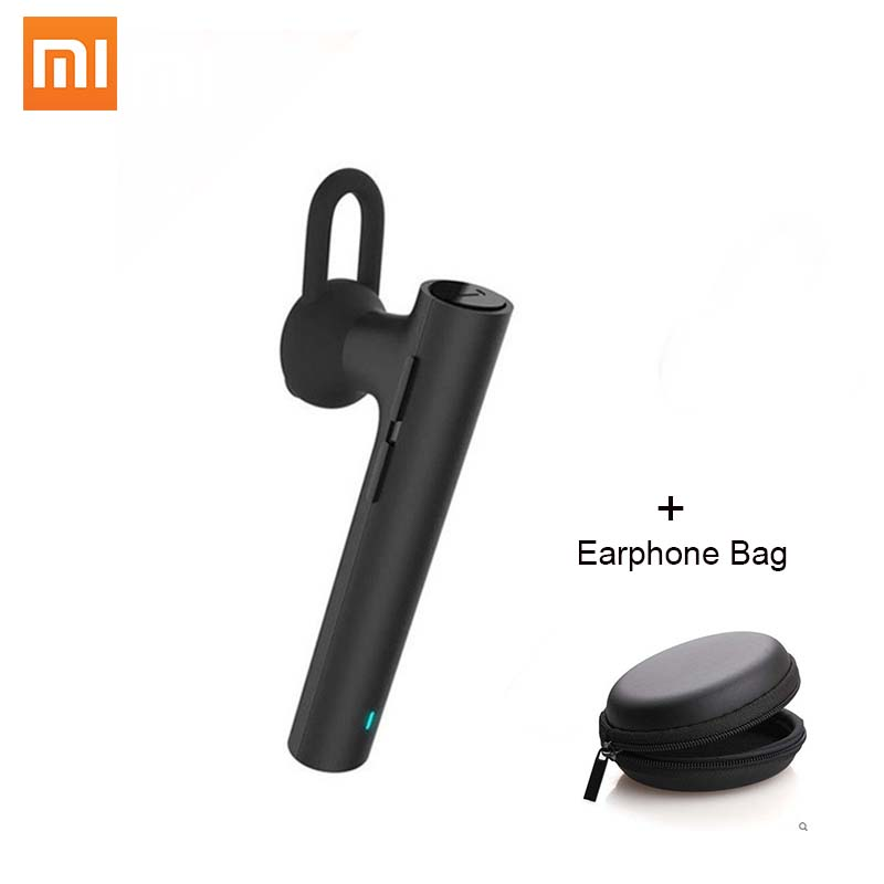 Original MI Xiaomi Wireless Bluetooth Earphone Youth Version With Microphone Stereo Earphones Build-in Mic Handfree Earbuds цена и фото