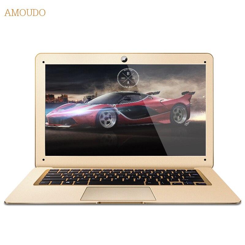 Amoudo 6C Plus Intel Core i5 CPU 4GB RAM 120GB SSD 750GB HDD Dual font b