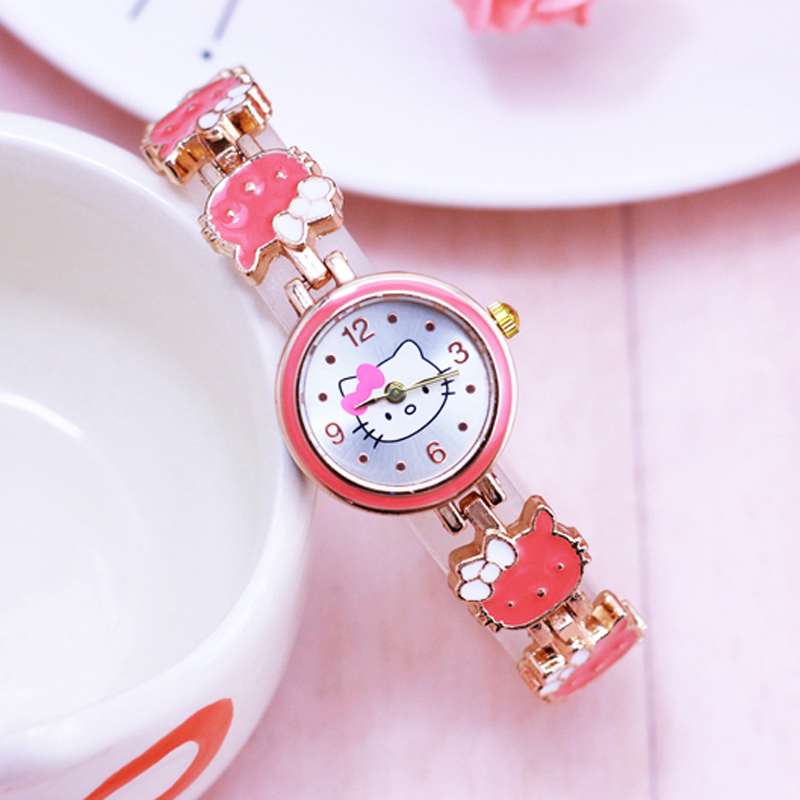 Watches Cheap Price New Style Cartoon Street Fighter Doll Kids Watch Children Kids Girls Boys Students Quartz Wristwatches