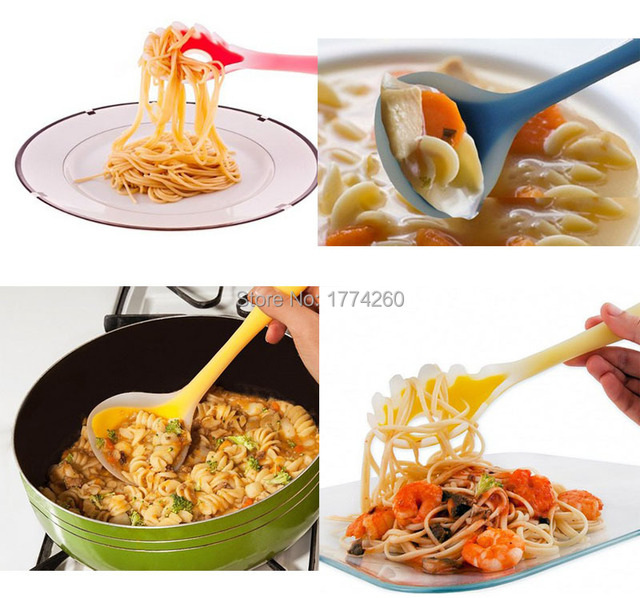 Heat-Resistant Cooking Utensil Set – Non-Stick High Quality Silicone Kitchen Utensil Set