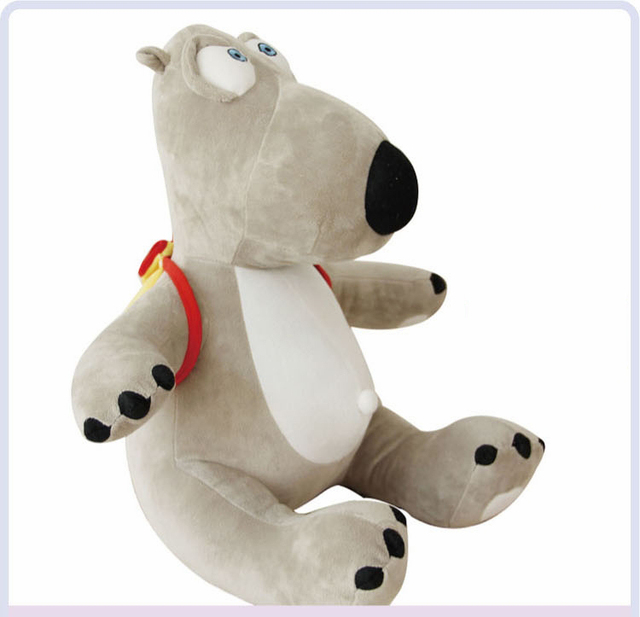 Hot sale 40CM Korea lovely Backkom plush toys polar bear