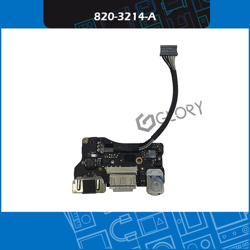 5pcs Lot A1466 I O USB Power Audio Board DC Jack 820 3214 A for font