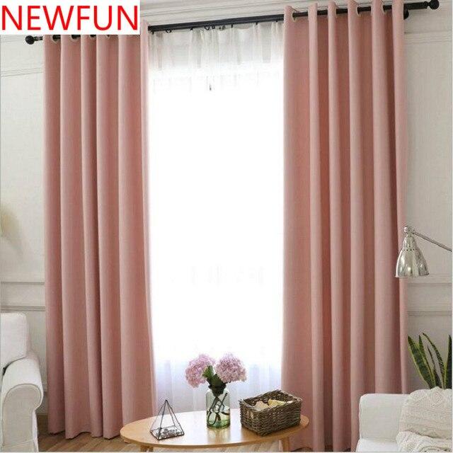 verduisterende gordijnen voor de slaapkamer effen kleuren gordijnen voor de woonkamer raam greey gouden gordijnen blinds