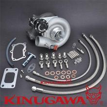 Kinugawa 9B TW Turbocharger Bolt-On 2.4″ TD06SL2-20G 8cm for Nissan Skyline RB20 RB25DET