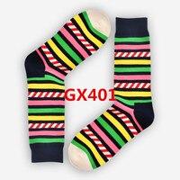 2018 Новое поступление модные Для женщин Носки высокого качества GX401 модель 10 шт./компл.