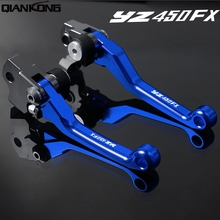 Dirt bike brakes Motorcycle Brake Clutch Levers FOR Yamaha YZ250FX YZ 250FX 2015 2016 2015-2016