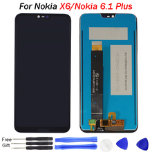 Original For Nokia X6 LCD Display 5.8