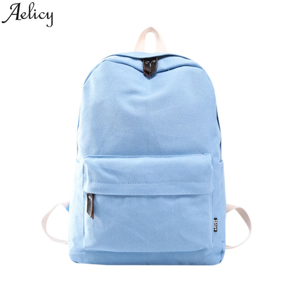 Backpack For School Teenagers Girls Vintage Stylish School Bag Ladies Backpack Female Bookbag Mochila Feminina