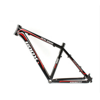 Mountain bike aluminum frame Brake brake frame 26*17 inch mountain frame lightweight frame
