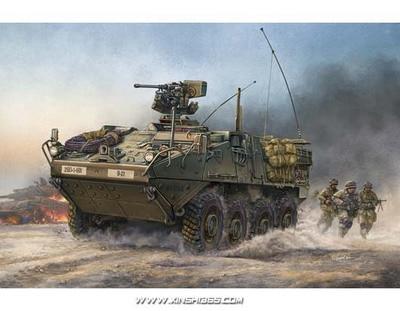 Trumpeter Model 00375 1/35 M1126 Stryker Lnfantry Carrier Vehicle(ICV) Tank Model Kit