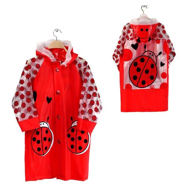 c56651c22 Online Shop Student Raincoat for Children Cartoon Kids Girls boy ...