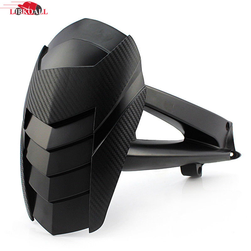 Hot Sale Motorcycle Black Rear Fender Mount Rear Hugger Mudguard for BMW R1200GS 2004-2016 Free Shipping
