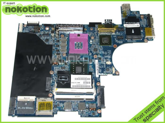 FOR DELL Latitude E6400 LAPTOP MOTHERBOARD K543N LA-3806P CN-0K543N Mainboard mother boards full tested