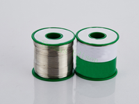 1 0MM Non Cleaning Lead Free Solder Wire Low Melting Point 500 Grams Rosin Tin Wire