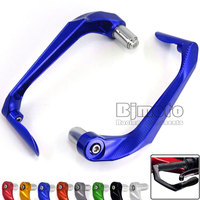Universal 7 8 22mm Aluminum Motorcycle Handlebar Brake Clutch Levers Protector Guard For Yamaha R3 R25