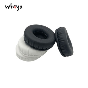 1 Pair of Ear Pads Cushion Cover Earpads Replacement Cups for Panasonic TECHNICS RP-HT161 RP-HT160 Sleeve Headset Earphone(China)