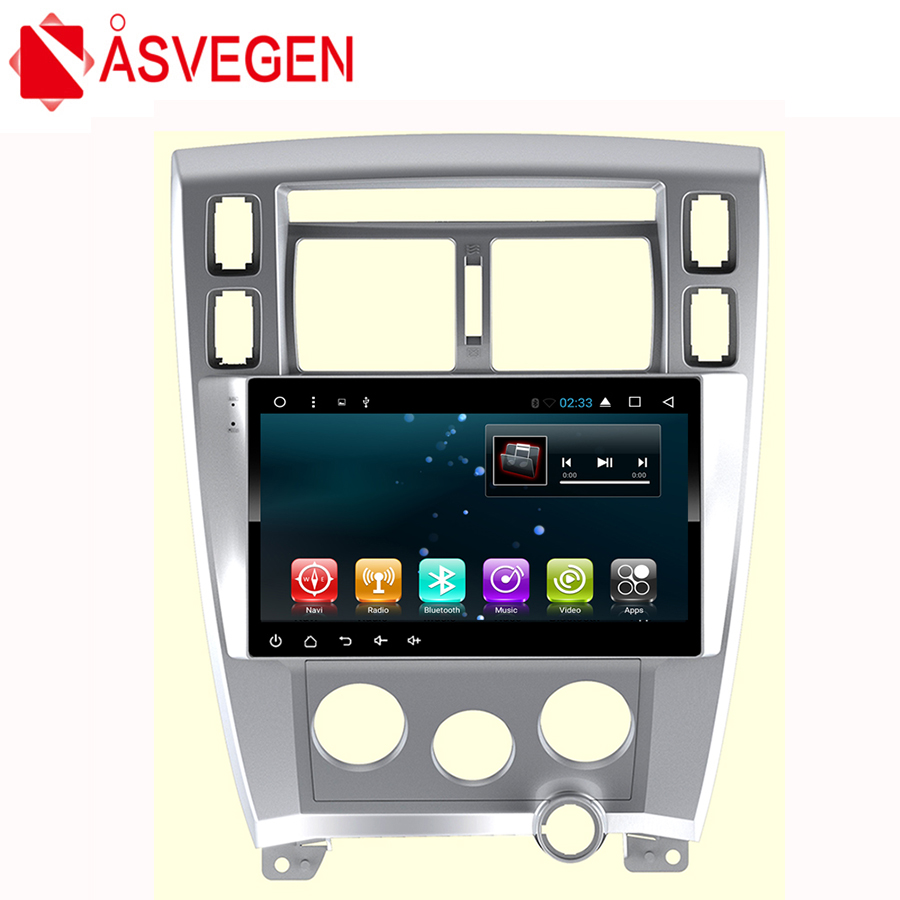 10.2 inch Car Stereo For Hyundai Tucson 2006 2013 Android 6.0 Quad Core Car Auto Stereo Radio Multimedia Player GPS Navi