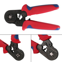 New Automatic Crimping Plier Wire Cable End Sleeves Multi Ferrules Cutters Tool 2017
