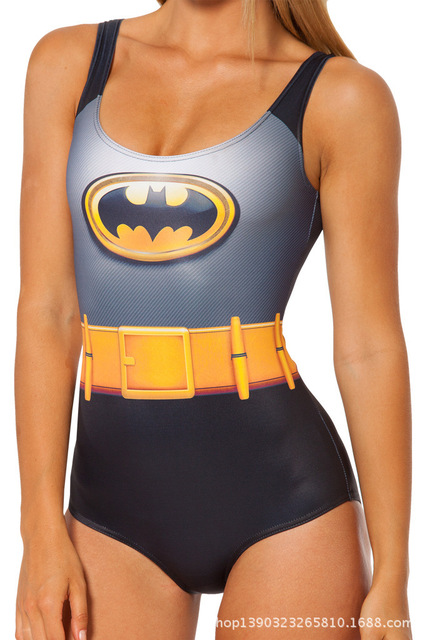 Batman Swimsuit (Woman)
