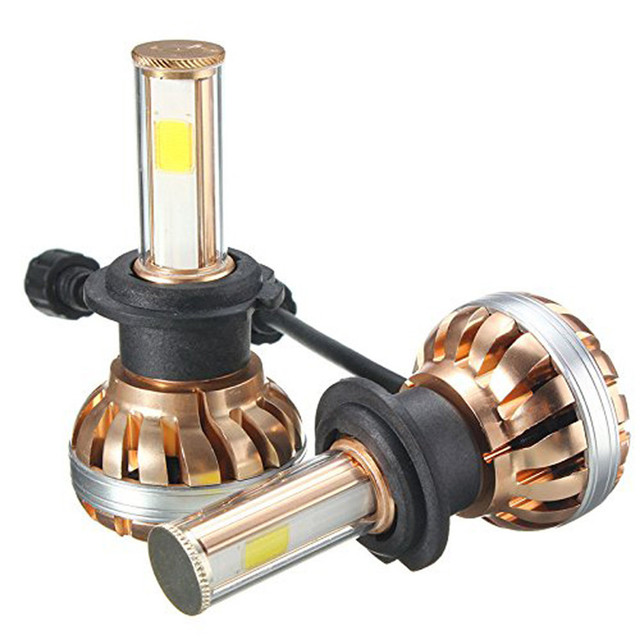 NEW H7 120W LED Headlight Kit 6000K White Car Bulb Lamp Light