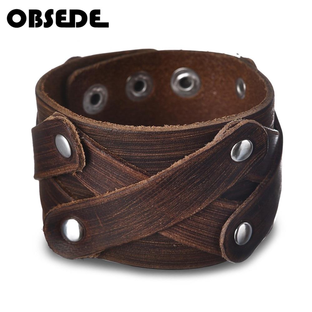 OBSEDE Charm Men Jewelry...