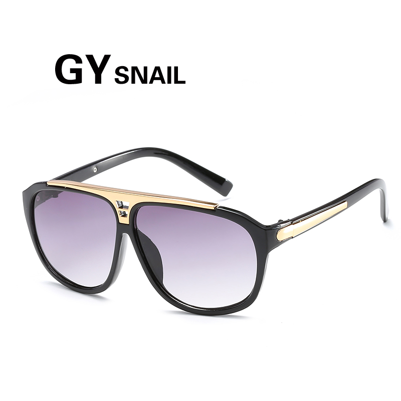 GYsnail Top Hot Women Square Sunglasses Men Luxury Brand Design Couple Lady Celebrity Brad Pitt Sun Glasses Super star Eyewear