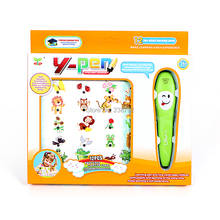 Smart Reading Pen with learning cards.
