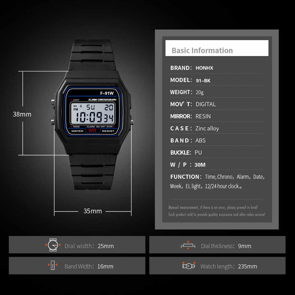 1/5pcsMen Sport Orologio Digitale LED Impermeabile Orologio Da Polso Da Uomo Analogico Digitale Esercito Militare Elegante Orologio Elettronico