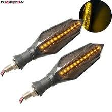 Luzes de sinal da motocicleta led turn signal flasher aviso lâmpada para mv agusta ducati honda suzuki kawasaki aprilia acessórios