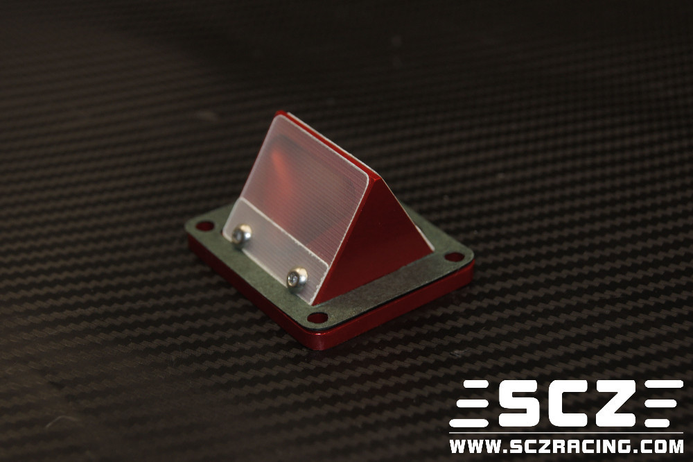 SCZ-E08 SCZ Racing Engine Reed Valve system baja rc reed valve system for cy zenoah engine