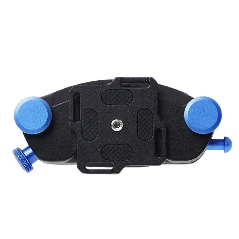 1 pc Camera Waist Belt 1/4 Screw Strap Quick Release Mount Buckle Hanger Holder New