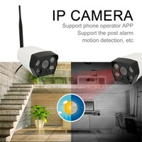 2MP 1080P HD IP Camera Micro SD TF Card Sony Imx323 Onvif P2P Outdoor Network CCTV