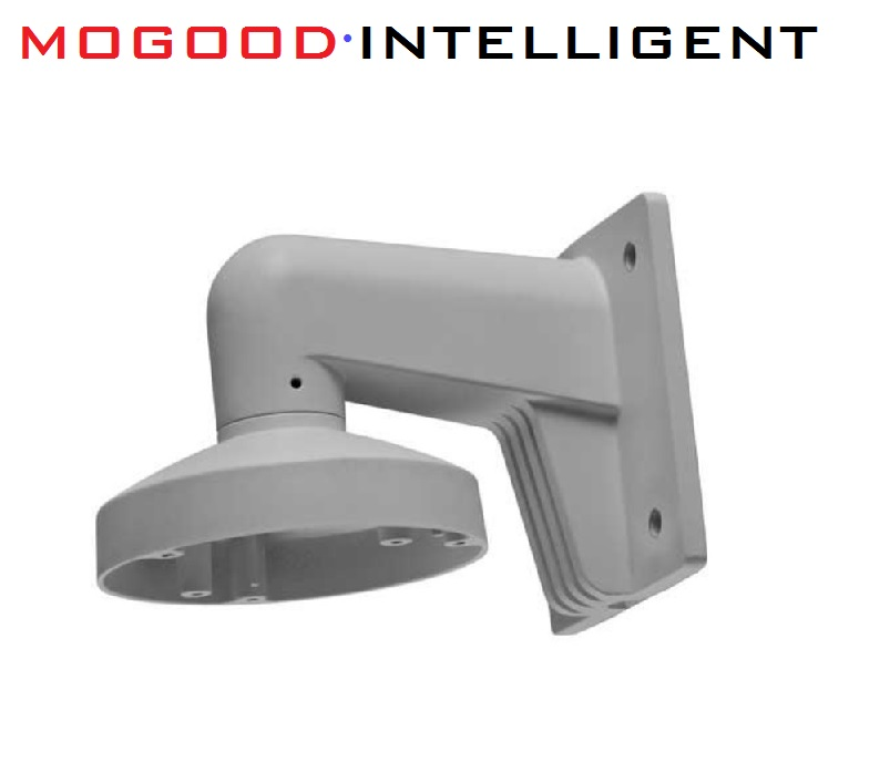 HIKVISION DS-1273ZJ-130-TRL Bracket for PTZ Camera Outdoor/Indoor Wall Mount Aluminium Alloy for DS-2DE3304W-DE, DS-2DE3204W-DE cctv bracket ds 1212zj indoor outdoor wall mount bracket suit for bullet camera s bracket ip camera bracket