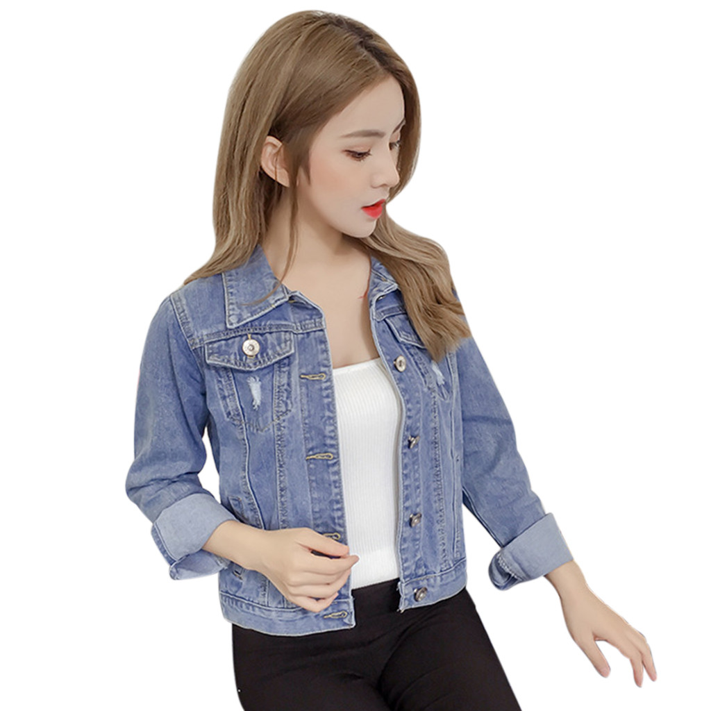 Top 8 Most Popular Jaket Wanita Korea List And Free