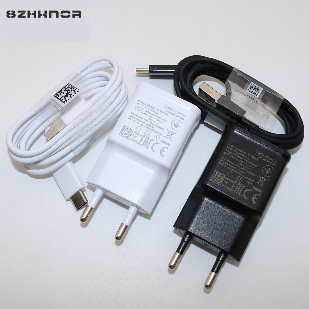 For <font><b>Samsung</b></font> Galaxy A3 A5 A7 2016 J3 J5 J7 Neo J701 2017 <font><b>USB</b></font> Charger J5 J7 J2 Prime A8 A6 2018 <font><b>S9</b></font> Plus Fast <font><b>USB</b></font> Charging <font><b>Cable</b></font> image