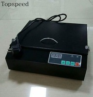 110V or 220V Small UV Exposure machine with drawer for pad printing cliche making, polymer plate or steel plate, high quality