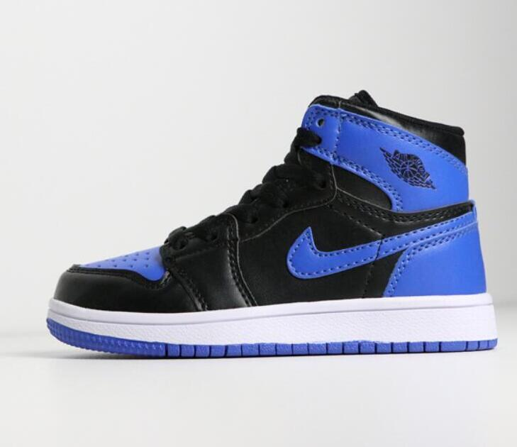 Air 1 JORDAN 1 Jointly Signed High OG 1s Kids Basketball Shoes Chicago 1 Infant Boy Girl Sneaker Toddlers Kid Trainers(China)