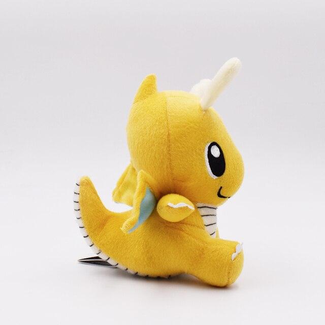 Аниме игрушка Покемон Драгонайт 17 см 4