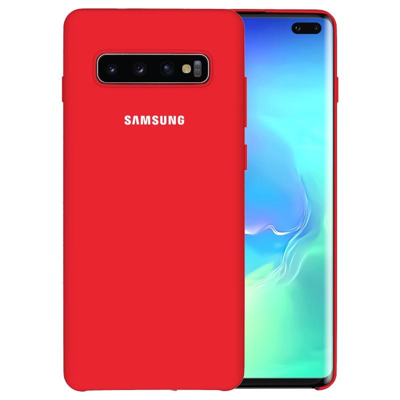 Hot Sale] Samsung S10 Case Original High Quality Soft